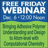 FF: Bringing Adhesive Polymer Understanding and Design to Atom-level with Computational Chemistry
