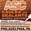 2019 Caulks & Sealants Short Course