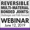 Reversible Multi-Material Bonded Joints: Challenges and Path Forward