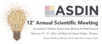 ASDIN 12th Annual Scientific Meeting