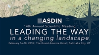 ASDIN 14th Annual Scientific Meeting