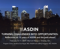 ASDIN 15th Annual Scientific Meeting