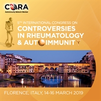 5th International Congress on Controversies in Rheumatology and Autoimmunity (CORA 2019)