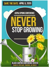 2020 ASPAA Spring Conference