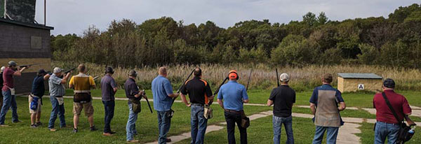 MAPA Sporting Clay Event