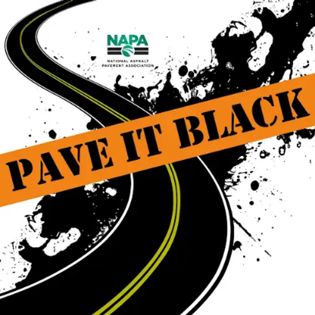Pave it Black