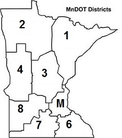 MN Disctricts