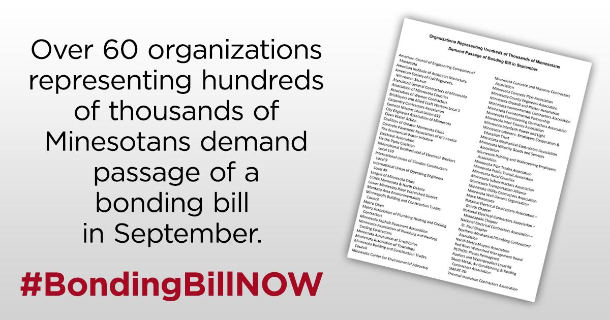 Bonding Bill Now