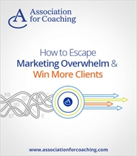 AC Webinar Series - How to Escape Marketing Overwhelm & Win More Clients