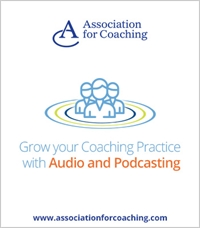 AC Webinar Series - Grow Your Coaching Practice with Podcasting