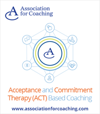 AC Webinar Series:  Acceptance and Commitment Therapy (ACT) Based Coaching