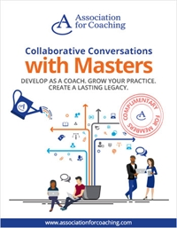 Collaborative Conversations with Masters - Motivational Mapping and Coaching