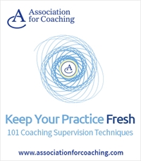 AC Signature Programme - Keep your Practice Fresh: 101 Coaching Supervision Techniques