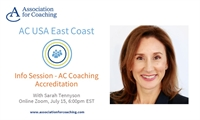 USA East Coast: Info Session: AC Coaching Accreditation