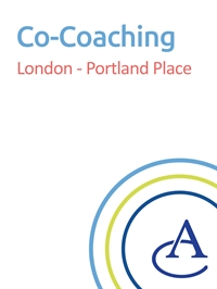 AC Co-Coaching: London (Portland Place) Virtual Forum - 17th September 2020