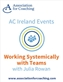 AC Ireland Virtual Event – Working Systemically with Teams with Julia Rowan