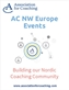 AC NW Europe Virtual Event – Building our Nordic Coaching Community