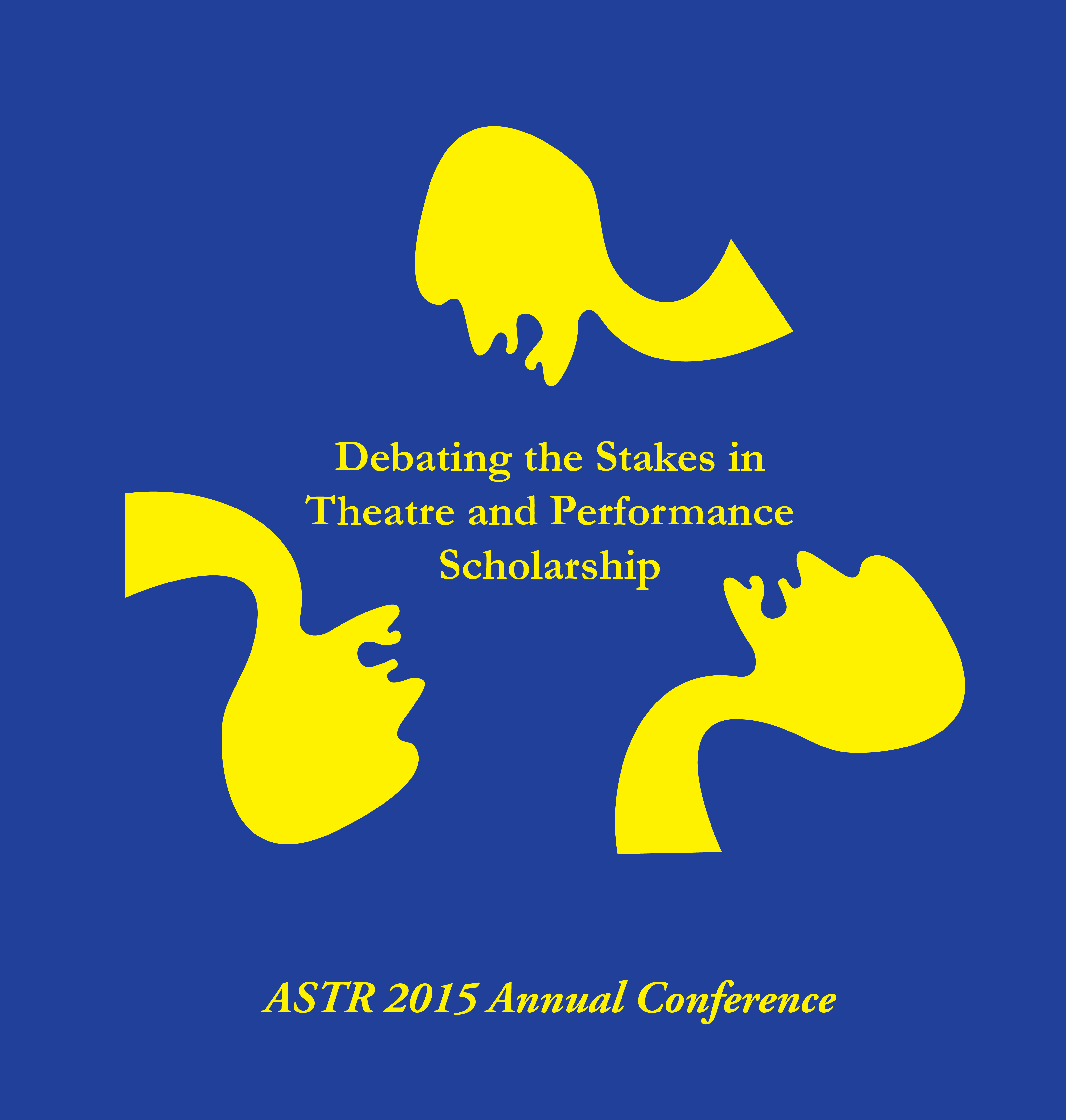 ASTR/TLA 2015 Annual Conference logo