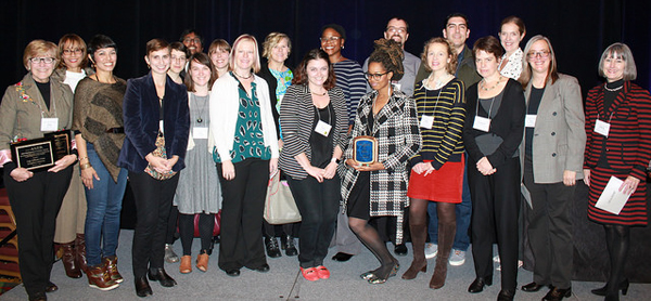 2015 ASTR Award Recipients