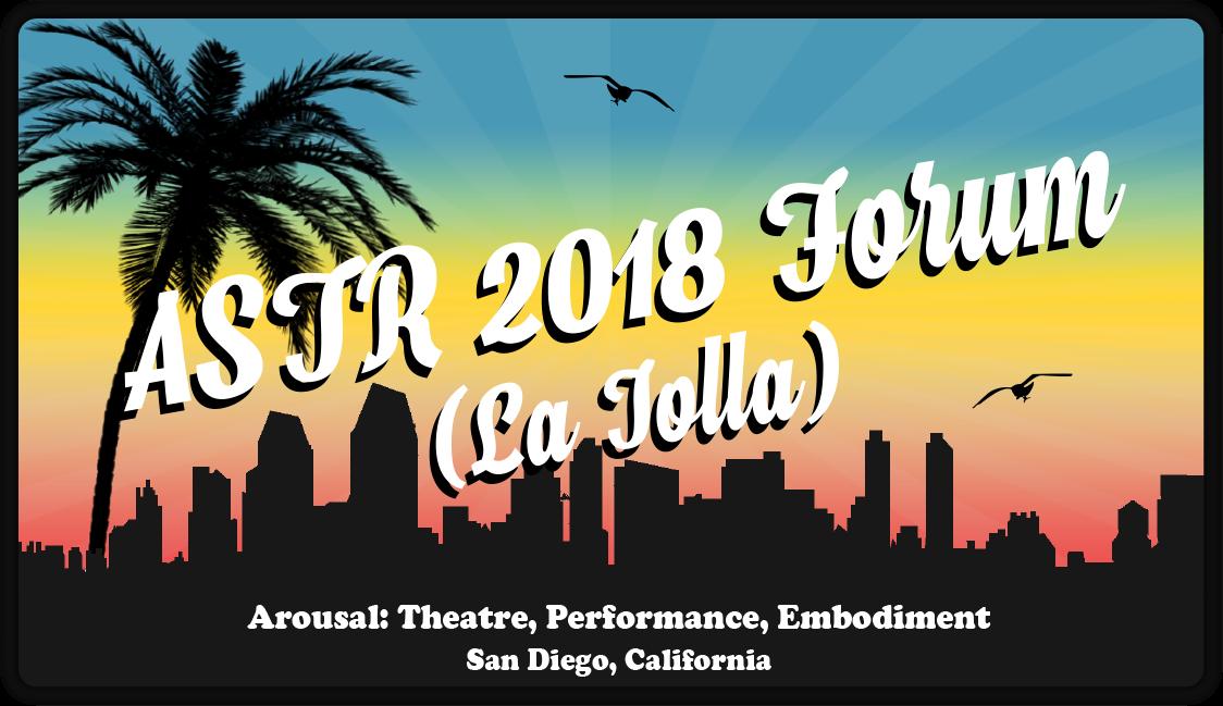 ASTR 2018 Forum (La Jolla)