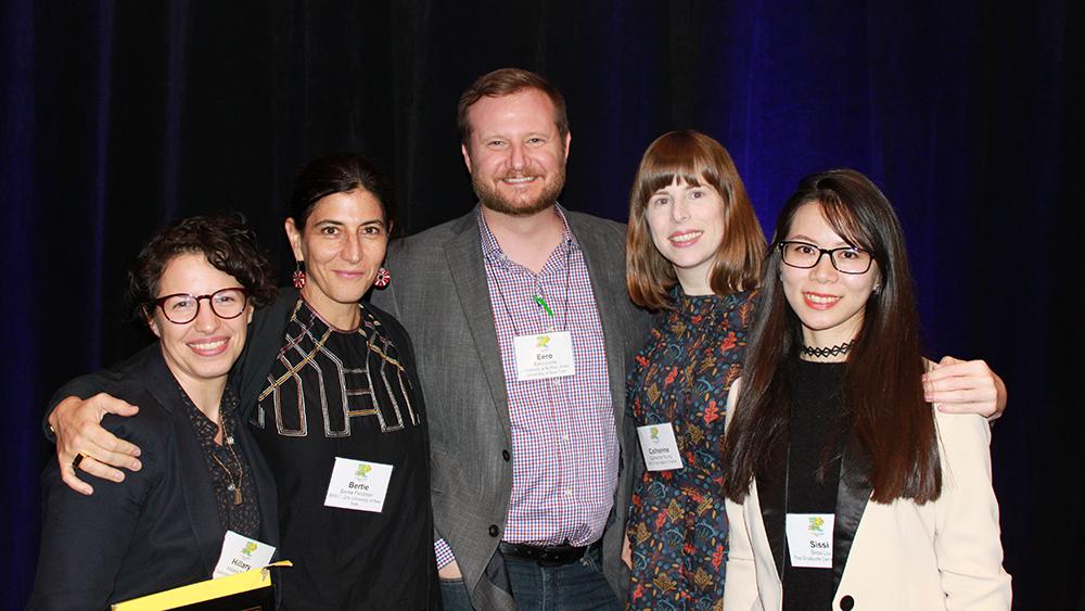 ASTR Conference participants