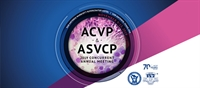 2019 ACVP/ASVCP Annual  Meeting
