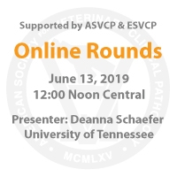 Online Rounds June 2019