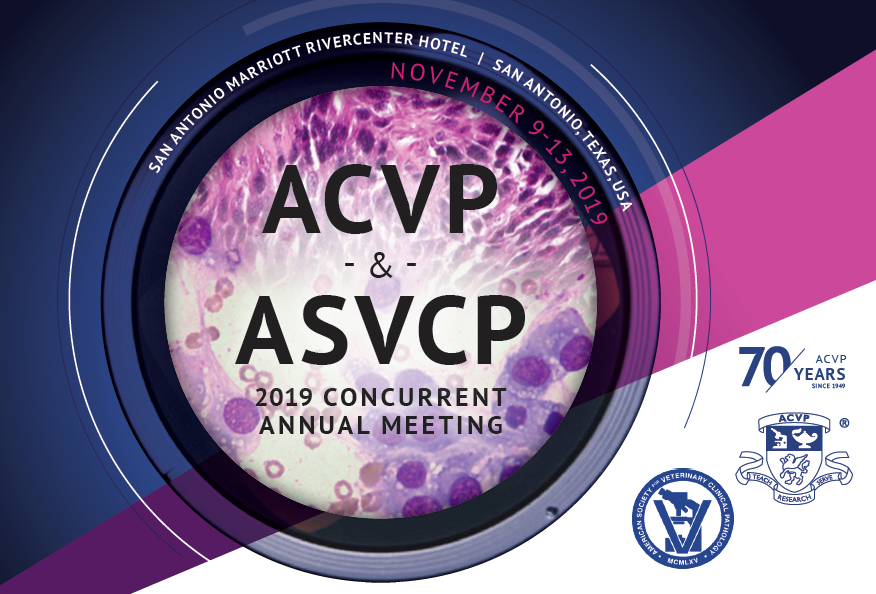 American Society for Veterinary Clinical Pathology