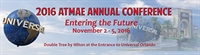 2016 ATMAE Annual Conference: Entering the Future