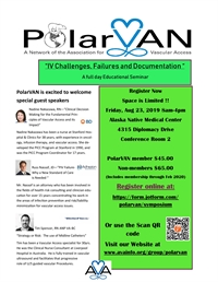 POLARVAN - First Annual Symposium