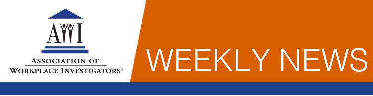 AWI Weekly News