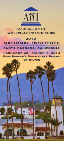 2013 National Institute