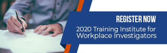 2020 AWI Training Institute