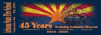 45th Annual Arizona State Fire School