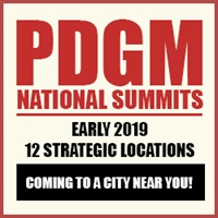 PDGM National Summits: Preparing Home Health Agencies for 2020 and Beyond