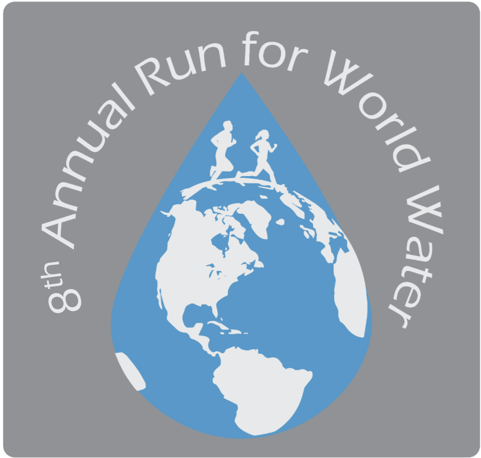 8th Annual Run For World Water @ Kiwanis Park - North Soccer Field