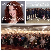 NJ-Westfield-Breaking Through Mindset Blocks and Creating Your Best Life Now