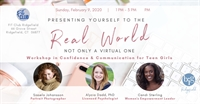 CT - Ridgefield - Presenting Yourself to the Real World - Workshop for Teen Girls