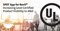 Webinar: SPOT App for Revit® – Increasing LEVEL Certified Product Visibility to A&D