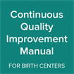 Continuous Quality Improvement Manual
