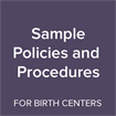 Sample Policies and Procedures