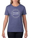 Short Sleeve Tee - Heather Blue