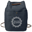 Peace On Earth Cotton Tote