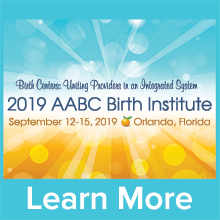 2019 AABC Birth Institute