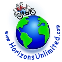Horizons Unlimited Motorcycle Adventure Travellers' Event