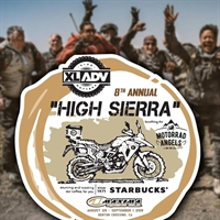8th Annual XLADV High Sierra Rally