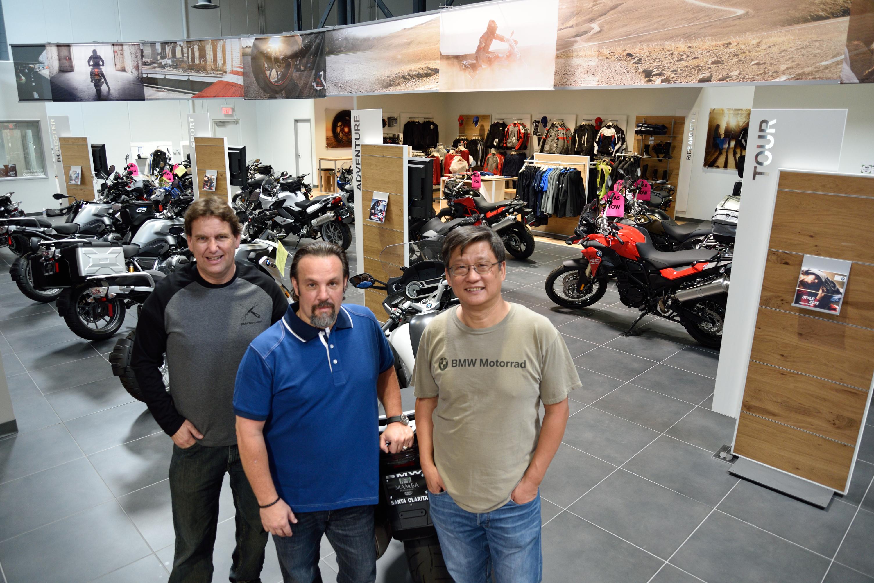 bmw motorrad welcomes bmw motorcycles of santa clarita (ca) - bmw