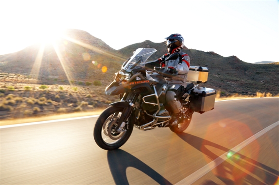 R 1200 GS, BMW's top-selling model in the first half of 2015