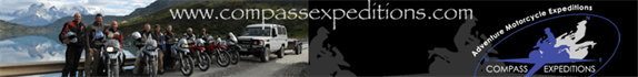 Compass Expeditions banner