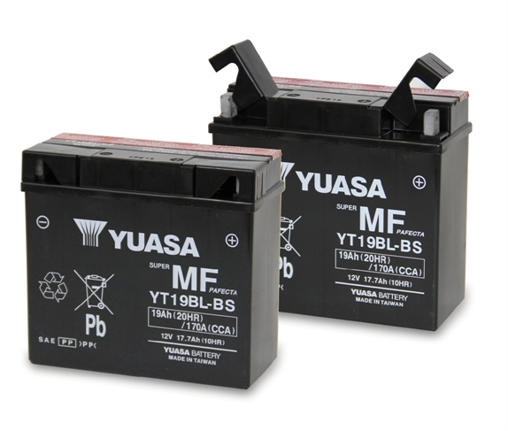 yuasa agm battery now available for bmw motorcycles bmw. Black Bedroom Furniture Sets. Home Design Ideas